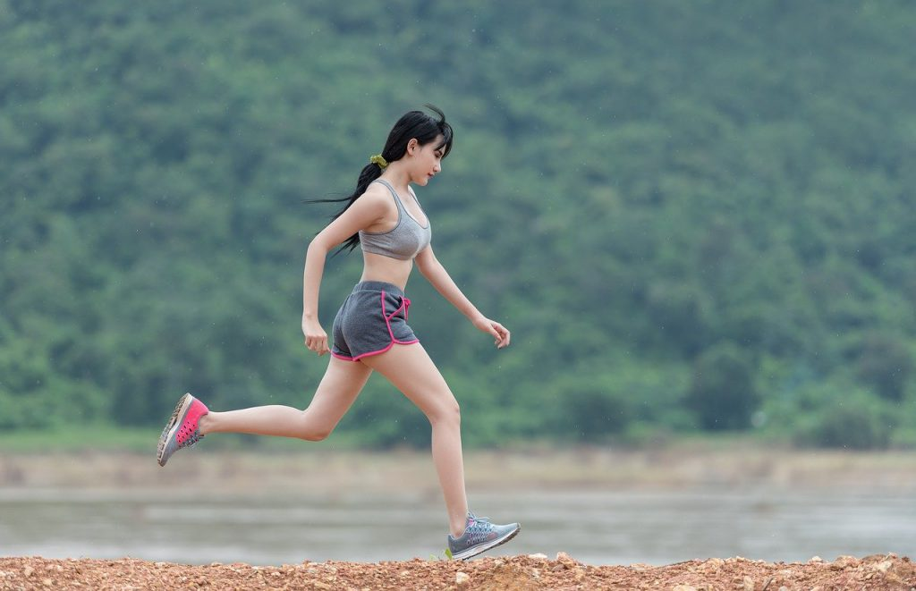 exercise woman health