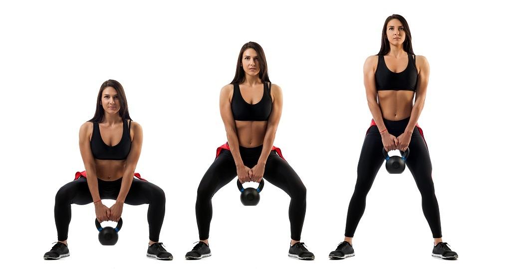 goblet squat form